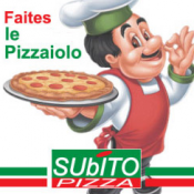Composition Pizza Familiale