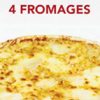 Pizza 4 Fromages Familiale