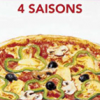 Pizza 4 Saisons Junior