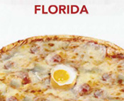 Pizza Florida Familiale