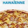 Pizza Hawaienne Super