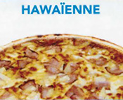 Pizza Hawaienne Familiale