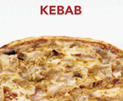 Pizza Kebab Junior
