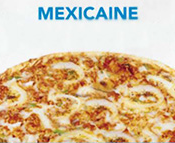 Pizza Mexicaine Junior
