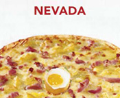 Pizza Nevada Familiale