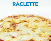 Pizza Raclette Junior