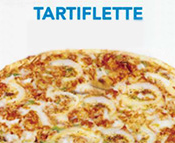 Pizza Tartiflette Super