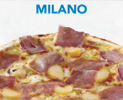Pizza Milano Junior